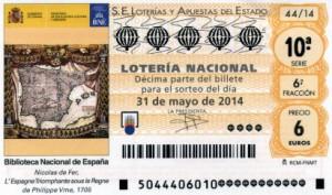 S44_310514 - Decimo Loteria Nacional del Sabado