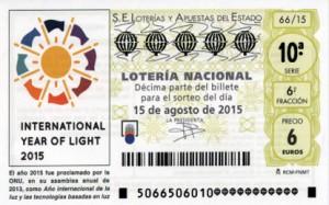 S66_150815 - Imagen Décimo Loteria Nacional