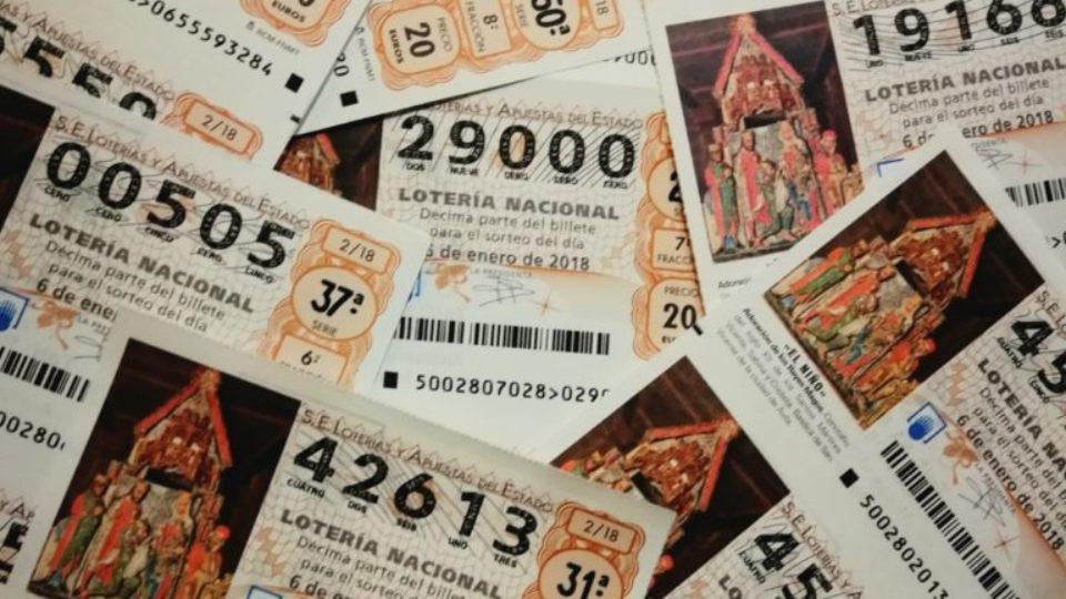 Loteria del Niño 2017 – números