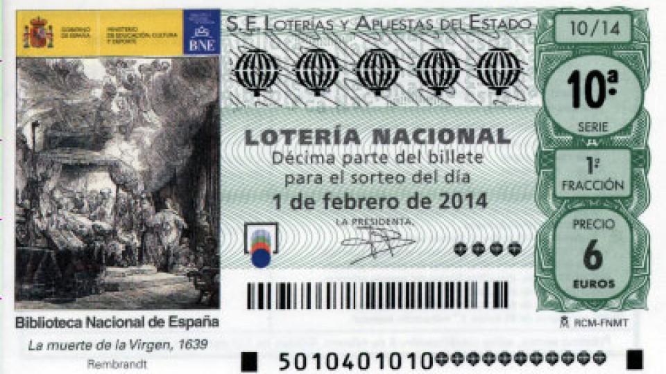 S10_010214 – Decimo Loteria Nacional del Sabado