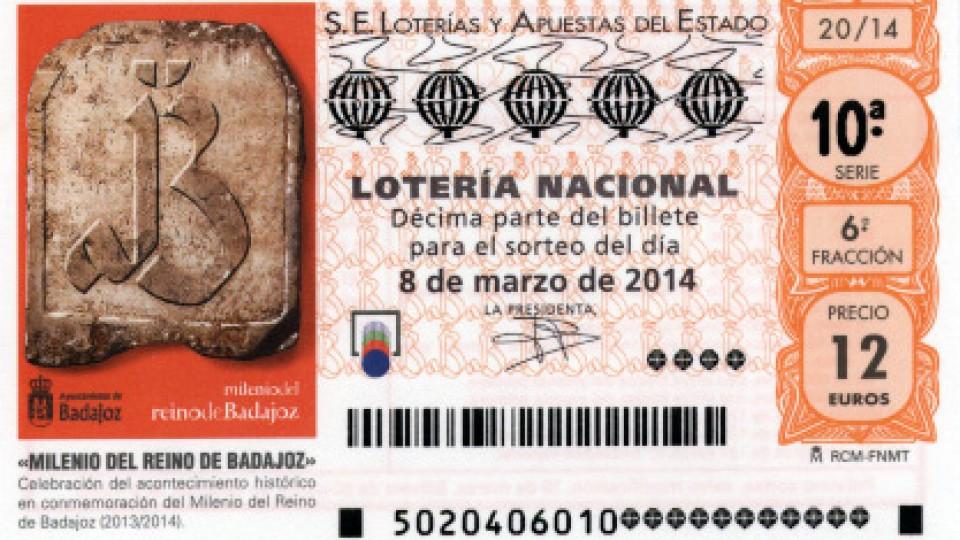 S20_080314 – Decimo Loteria Nacional del Sabado