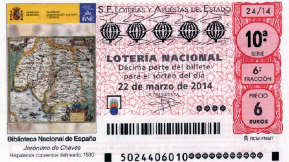 S24_220314 – Imagen Decimo Loteria Nacional