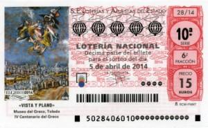S28_050414 - Decimo Loteria Nacional del Sabado