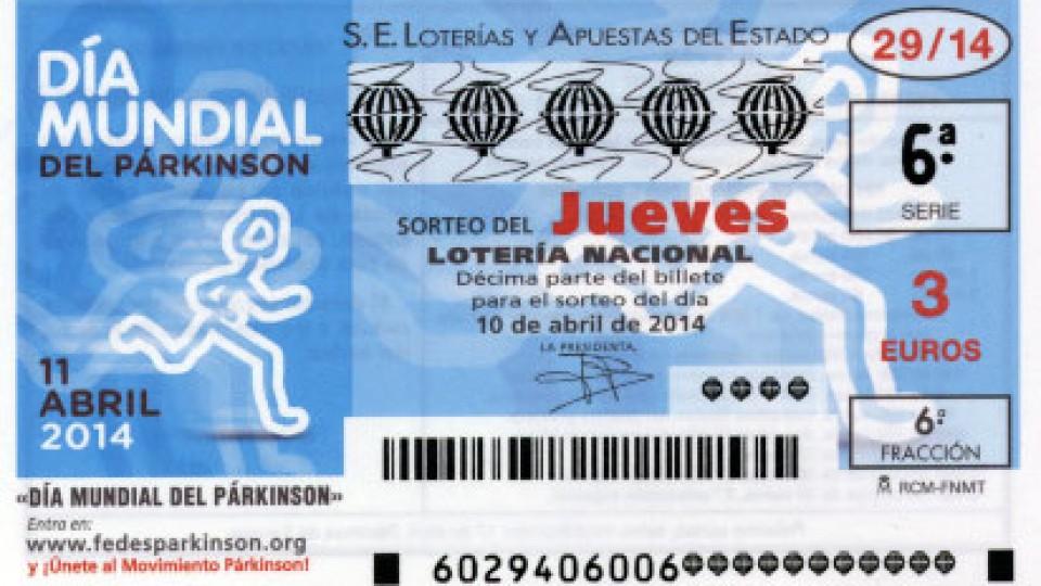 S29_100414 – Decimo Loteria Nacional del Jueves
