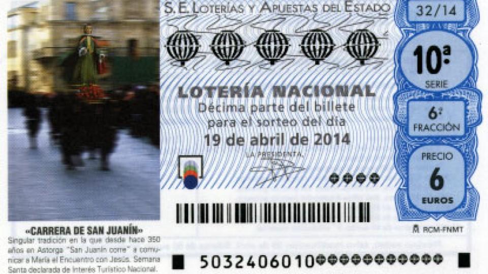 S32_190414 – Decimo Loteria Nacional del Sabado