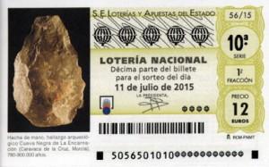 S56_110715 - Imagen Décimo Loteria Nacional