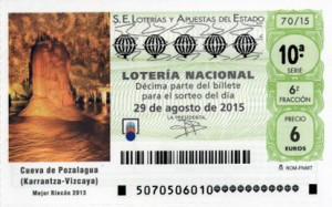 S70_290815 - Imagen Décimo Loteria Nacional