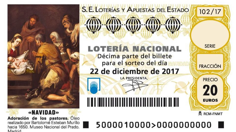 Loteria Navidad 2017